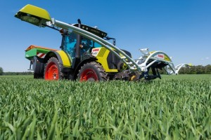 claas and agrovista