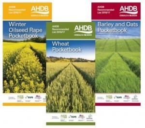 AHDB pocket books