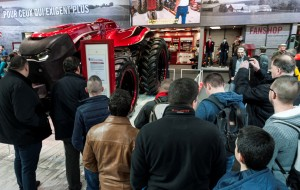 Case IH ACV at SIMA 2017 1 (2)