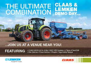 Claas and Lemken
