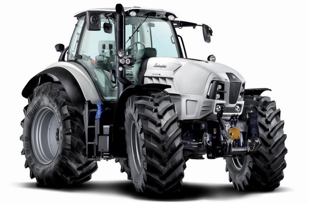 New Lamborghini Spark And Mach Models Launched At Agritechnica