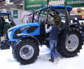 New cab option for Landini's 68-88hp 'workhorse' 4-D Series tractor