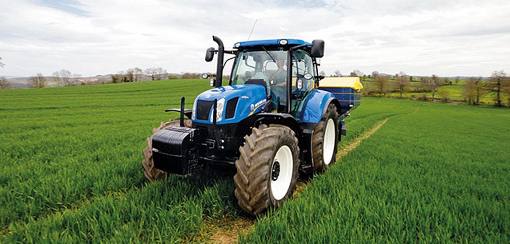 New Holland Dealership : New holland announces dealer in chichester area