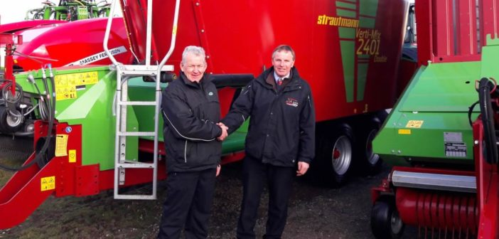 New OPICO Grassland and Strautmann Dealer in North Yorkshire
