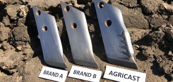 Agricast launches new range of Tungsten Carbide parts