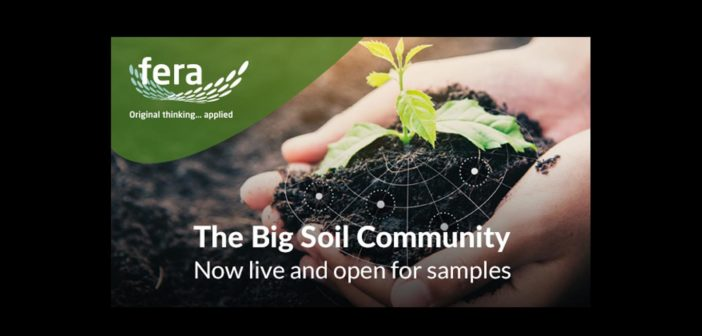 The Big Soil Community is now live and looking for samples