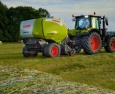 ROLLANT 540 RC from Claas – maximum strength for maximum power