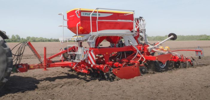 New products from Pottinger to break cover at TILLAGE LIVE