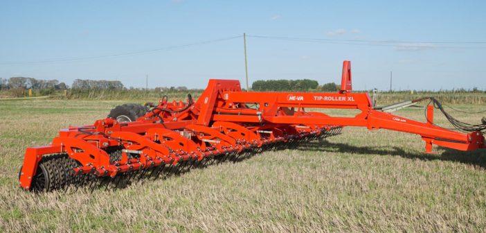 HE-VA adds new Straw Tines to Rolls range at LAMMA 19