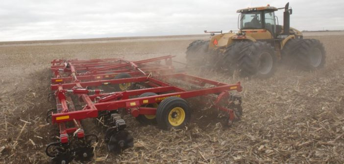 AGCO brand Sunflower Launches New Till Control System