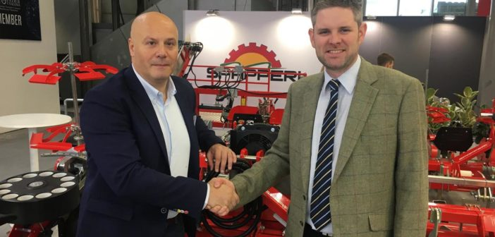 JF Hudson bring Spapperi to the UK