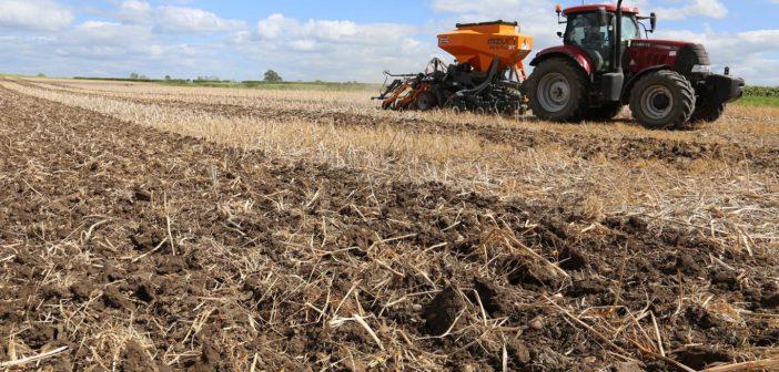 Mzuri's range of establishment equipment proven to cut costs on farm