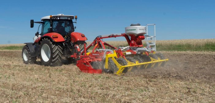TEGOSEM MULTILINE now available with TEGOSEM cover crop sowing unit