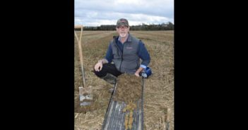 'Just add water' for accurate soil assessments