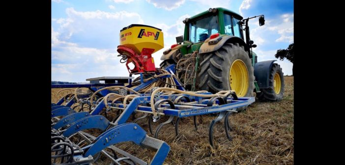 Thinking about Catch Crop Application?