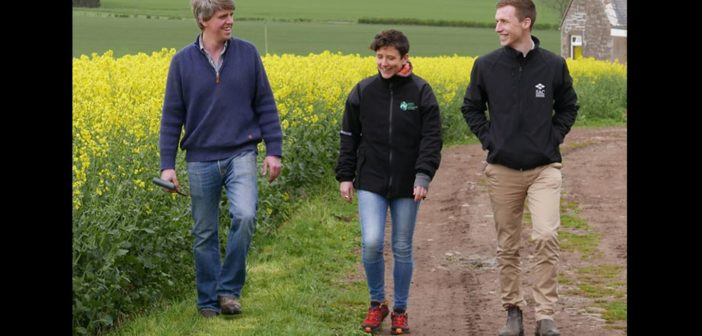Driving forward low-carbon farming