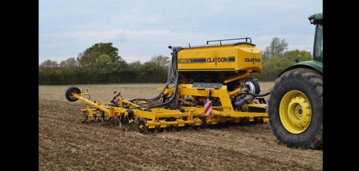 Claydons new addition at Cereals 2019