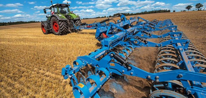 New technical innovations added to the Fendt 900 Vario