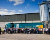 Promising outlook for growers as processing plant paves the way to new markets for UK protein