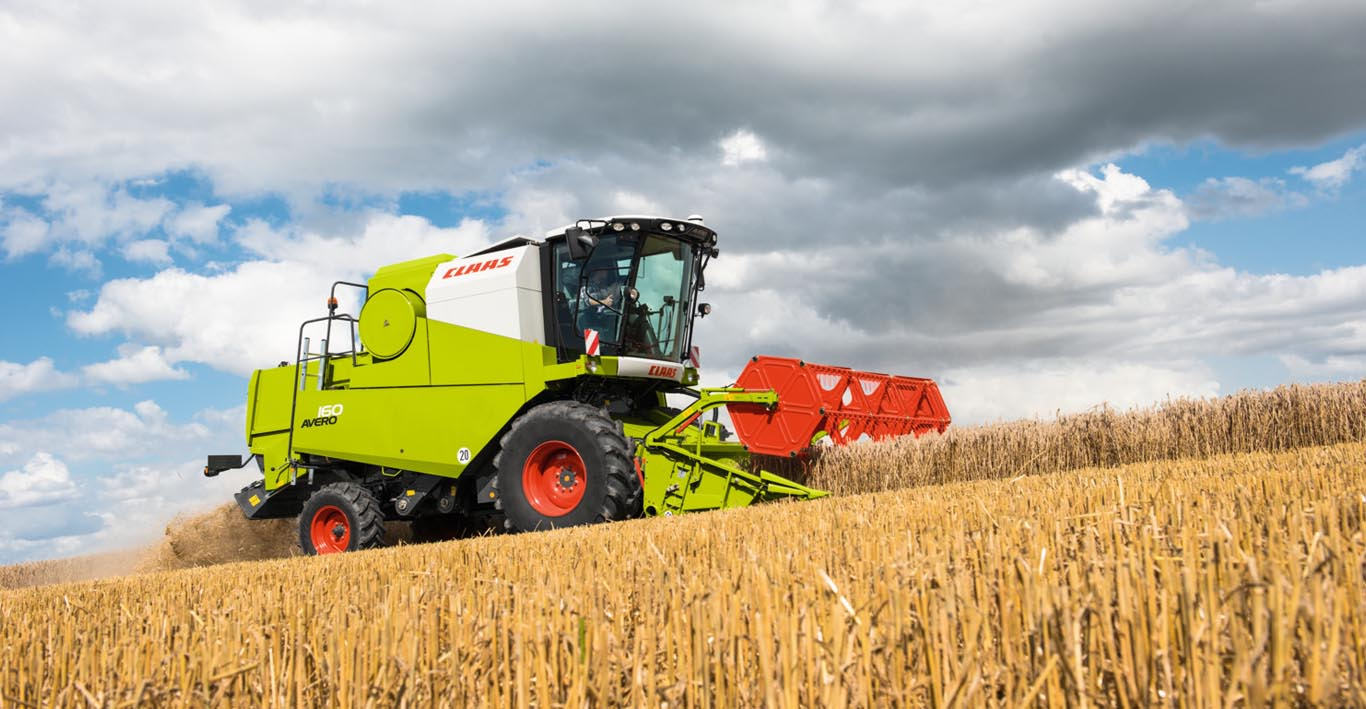 New engines for AVERO combine harvesters - Tillage and Soils