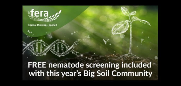 Be part of the Big Soil Community and improve your crop production!
