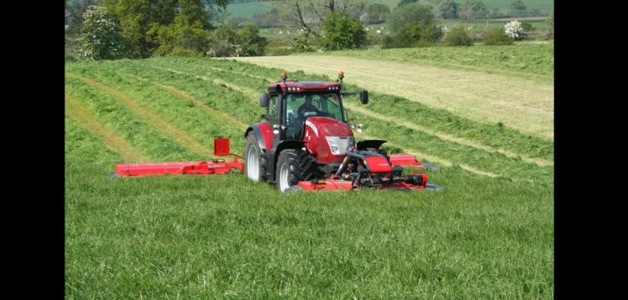 Service support and precision farming specialist for Argo Tractors products