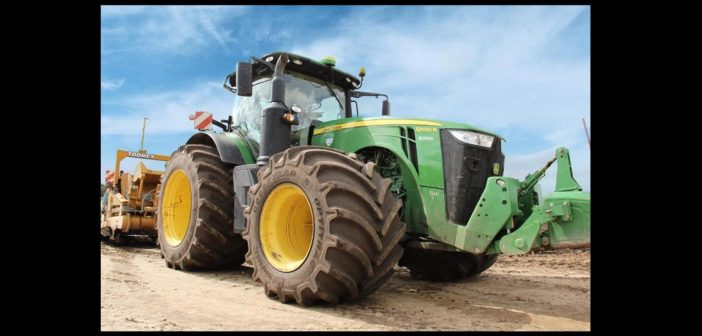 Goodyear Farm tyres gear up for Agritechnica