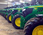 RG Contracting switches to Michelin tractor tyres