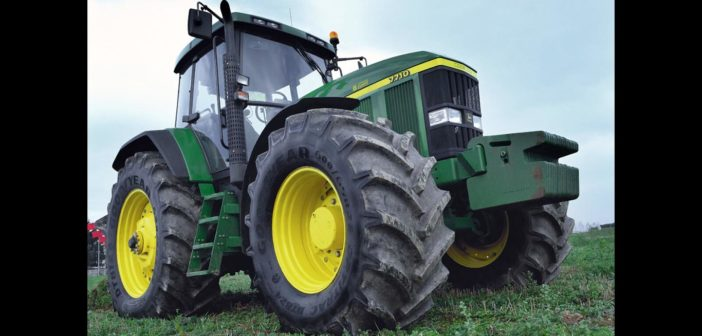 A leading tyre specialist in Cornwall has become the latest UK distributor of Goodyear Farm Tires