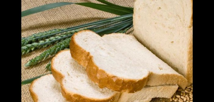 Scientists demonstrate that white flour is the healthiest it's been in 200 years