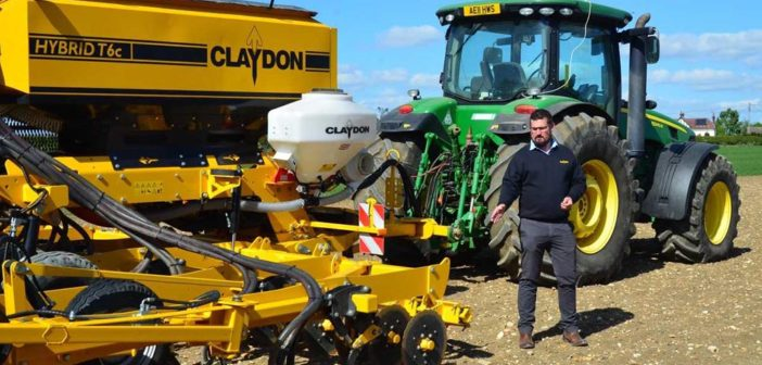 Claydon's Virtual Open Day highlights the importance of soil health and sustainable crop production systems