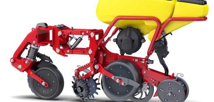 Vaderstad innovation improves Tempo planter performance