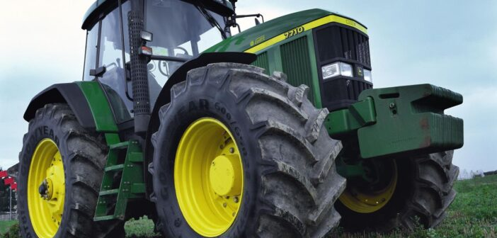 Decade delight for Goodyear farm tyres customers