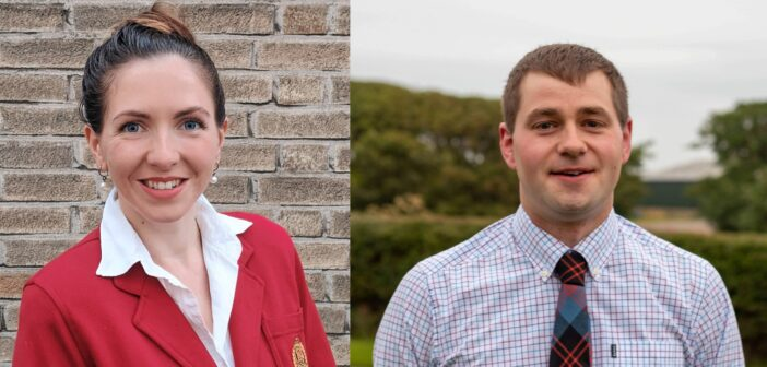 Two members of the arable sector awarded 2021 Nuffield Farming Scholarships