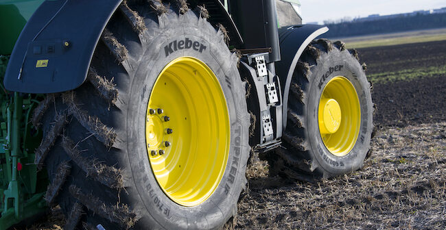New Kleber topker if tyres offer great soil proection qualities at affordable price