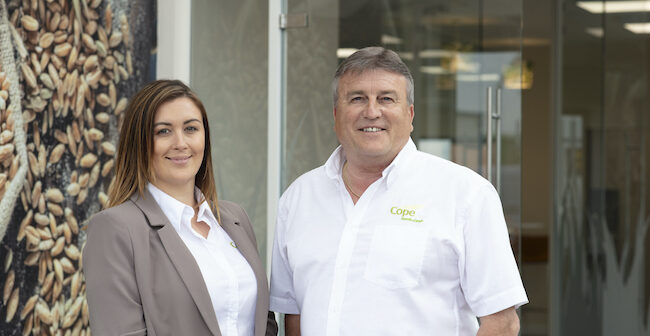 Lincs-based agri seed business Cope Seeds & Grain announces new owner following management buy-out