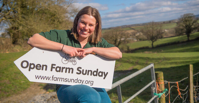 LEAF Open Farm Sunday publicises dates for Top Tips sessions