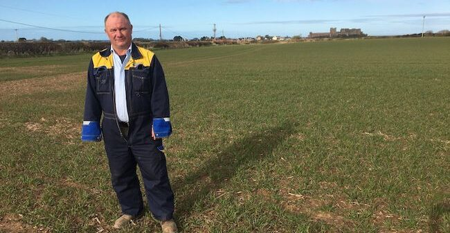Northumberland grower wants farming to stand on its own two feet
