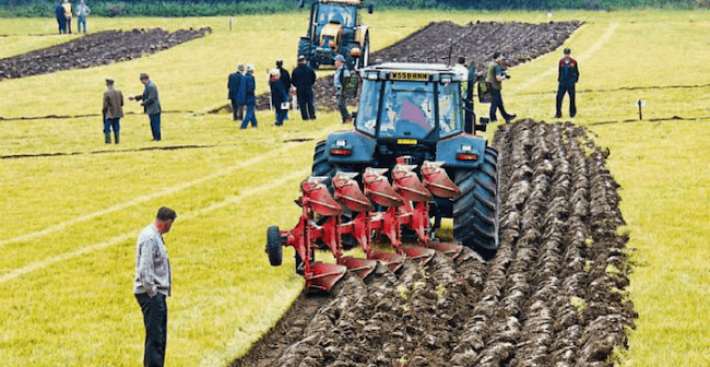 National event 'Ploughing On' in October