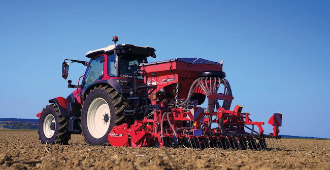 Kuhn adds compact and lightweight option to Venta Drill range